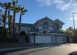 9837 Ridge Rock Ct Las Vegas, NV 89134