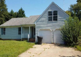 2 Hardwood Court Portsmouth, VA 23703